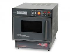 El sistema SAM-255 a microondas