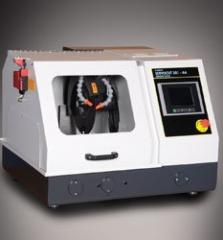 The automatic programmable abrasive detachable SERVOCUT machine - 301 MA