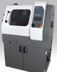 The automatic abrasive detachable SERVOCUT machine - 401 MA