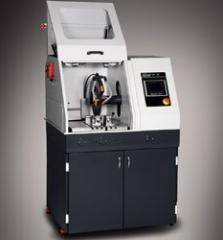 The automatic programmable abrasive detachable SERVOCUT machine - 401 AA