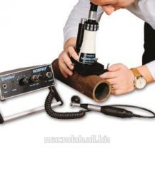 MOBIPREP-Portable System zum elektrolytischen Polieren und Ätzen.
