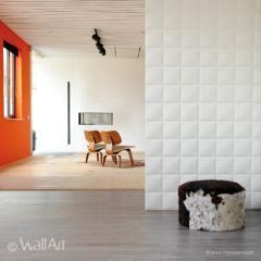 3D panels, three-dimensional panels for walls,