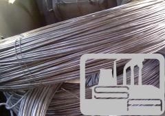 Nichrom, nikhromovy wire of X20H80 of ø 10,5 mm