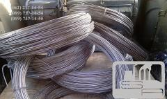 Nichrom, nikhromovy wire of X20H80 of ø 11,0 mm