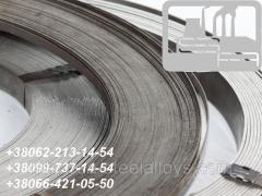 Tape nikhromovy X20H80 size 2х20