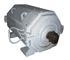 Crane electric motors of type from D-12M to D-812M