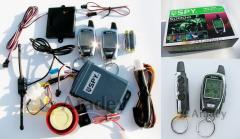Мотосигнализация SPY LM209 с обратной связью,