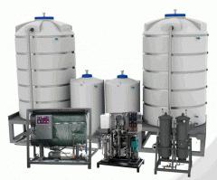 Установка производства биодизеля в потоке УБД-1