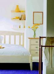 Двуспальная кровать из массива дерева К304