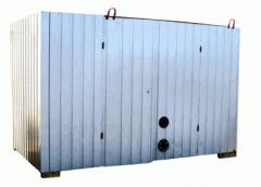 Установка УВМ-5 У1 для термовакуумной обработки