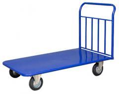 Carts platform metal, production, sale
