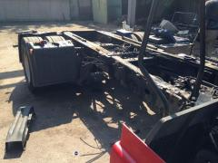 Chassis of trucks Mang, Renaul