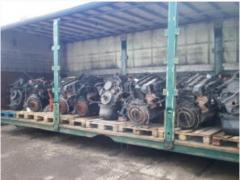 Spare parts bu for cargo cars Mang, Renaul