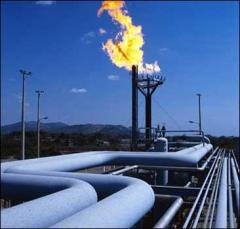 Gas NOT LESS THAN 20 000 TONS A MONTH