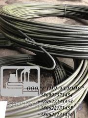 X20H80-H nichrom wire of ø 6,6 mm