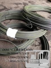 X20H80-H nichrom wire of ø 6,7 mm