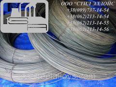X20H80-H nichrom wire of ø 7,2 mm