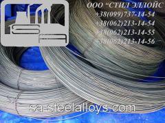 X20H80-H nichrom wire of ø 7,6 mm