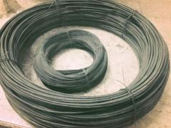 Nichrom wire of X20H80-H of of 8,0 mm