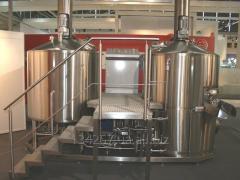 Пивоварня (мини-пивзавод) из Германии, 1000 литров