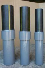 Переход полиэтилен/сталь 560/530