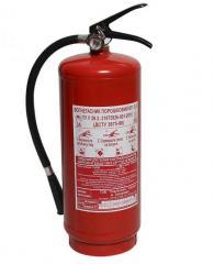 Fire extinguisher powder OP-5 (z)