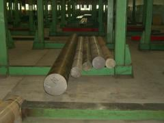 High alloy forged steel bar