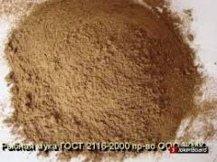 Fish meal (65%)