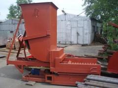 Mechanical fire chamber Fire chamber TShPm-1,45