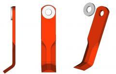 Нож ротора ПН 2,0.00.02-02