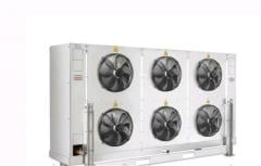 Air coolers and condensers