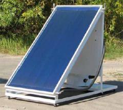 Солнечный коллектор, солнечные источники питания