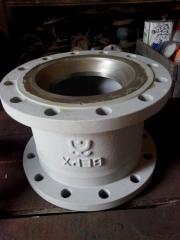Обратный  клапан  19с16нж Ду200  Ру16
