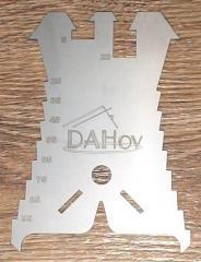 Shablon-chertilka DAHov