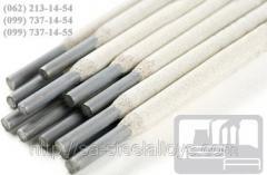 Electrodes EN-60M welding brands with a diameter