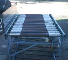 Live rolls not driving, conveyor roller not