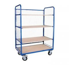 Cart container