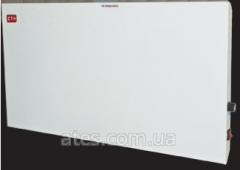 The heating panel with a mechanical temperature