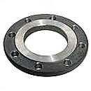 Flanges are flat, welded Du300 Ru16