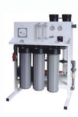 Промышленные системы очистки воды, обратный осмос