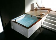 Hydromassage bathtub of Golston G-U2608,