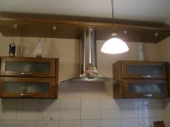 Кухонная мебель из ясеня на любой вкус