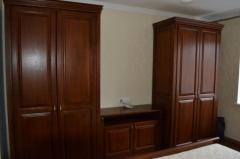 Мебель из цельных пород дерева,  кухни из