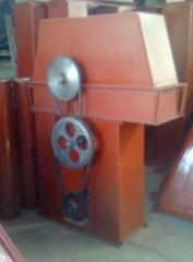 Conveyors ladle men grain (NORII) TKZ-5, TKZ-25,
