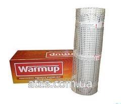 Двужильный нагревательный мат warmUp PVC 5м2