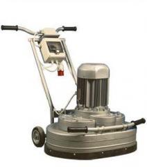 Мозаично-шлифовальная машина СО-199 предназначена для шлифования мозаичных и бетонных полов