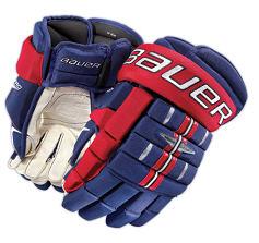 Перчатки хоккейные