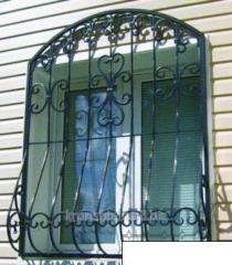 Решетки на окна и двери Коростень