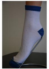 Женские носки демисезонные, спортивные,