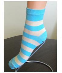 Женский носок демисезонный, классический Модель: